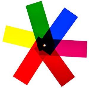 Filterset Farbset 6 Farben 122x100cm