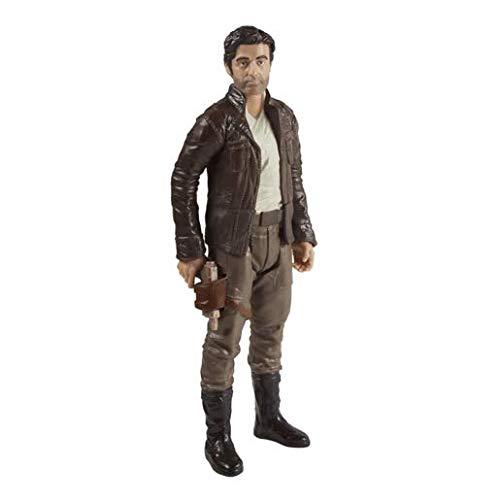 Hasbro - Star Wars: El último Jedi - Ultimate Characters - Capitán Poe Dameron - Acción Figura 30 cm + Accesorio