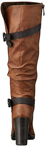 Marco Tozzi Ladies 25608 Boots Brown (cognac Ant.com)