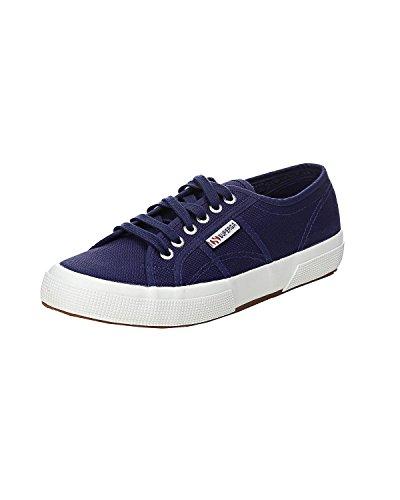 Superga Sneaker Unisex – Adulto Blu scuro