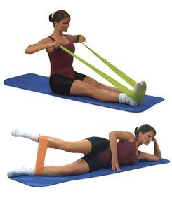 Rep Band Resistive – Exercise Bands