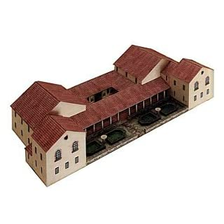 Aue-Verlag 37 x 19 x 7 cm Roman Estate Model Kit