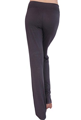 Scothen Super doux Modal Spandex Yoga Pilates Pantalons Yoga Pant 14 couleurs sarouel bloomers pantalon harem doux Yoga Modal Pantalons stretch Sport Aladdin confortable Salle gym pour femmes Degré