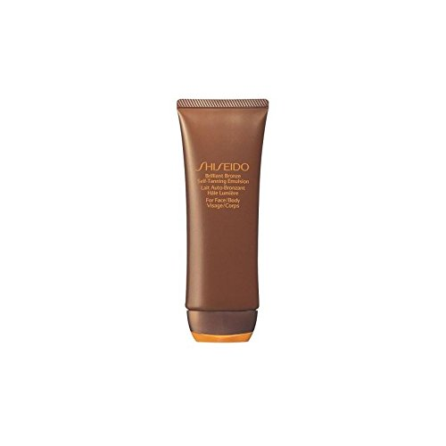 Shiseido Brilliant Bronze Self Tanning Emulsion (Visage & Corps) (100 ml)