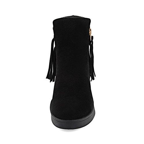 BalaMasa Abl09997, Plateforme femme Noir