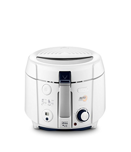 DeLonghi F 38436 Roto Fritteuse, weiß - 2