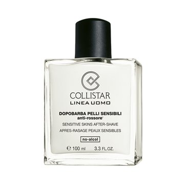 linea uomo dopobarba after-shave pelli sensibili 100 ml