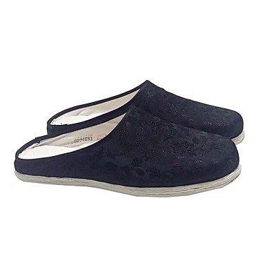 Stivali inverno delle donnecasuali zeppa piuma Heel PU sandali US10 / EU43 / UK9 / CN44