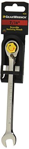 Clé 9527 7/40,6 cm réversible Combinaison Clé à cliquet
