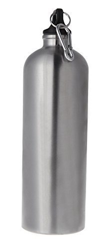 SaySure - 1000ml Outdoor Sports Stainless Steel kettle Drinking Bottle