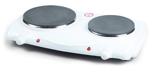 Domo Do-310Kpdomo Plaque Électrique 2 Feux 1500W + 1000W