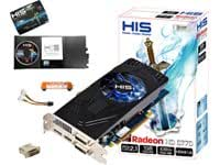 HIS H677F1GD Carte Graphique AMD Radeon HD6770 PCI Express 2.1 1024 Mo GDDR5 HDMI 1.4