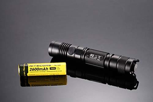 NITECORE Taschenlampe Pro P12, 113173