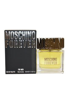 MOSCHINO Forever EdT 50 ml Eleganter, unverwechselbarer & maskuliner Herrenduft
