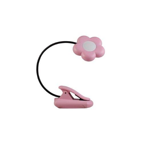 Baby Bright Led Daisy Light, Pink