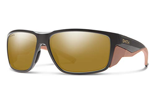 Smith Optics Herren Freespool Mag Sonnenbrille, Mehrfarbig (Matt Grey), 64