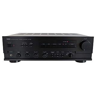 Yamaha AX-530 Stereo Verstärker in schwarz