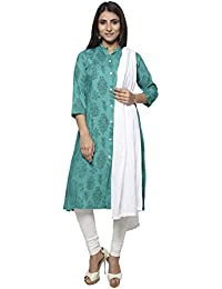 Vastra Vinod Women's Rayon Salwar Suit Set - B078453PB4