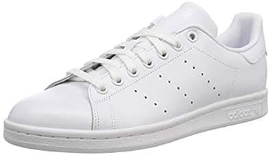 adidas Originals Stan Smith S75104, Herren Low-Top Sneaker, Weiß (Ftwr White/Ftwr White/Ftwr White), 39 1/3 EU