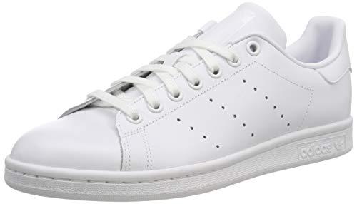 adidas Stan Smith, Scarpe da Ginnastica Basse Uomo, Multicolore Ftwr White S75104, 40 2/3 EU