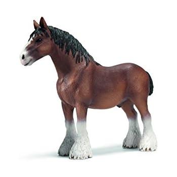 Schleich Cavallo Club Holsteiner Gelding da collezione Animale Figura Nuovo
