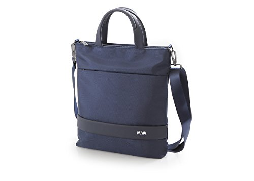 Nava Tote bag blu scuro