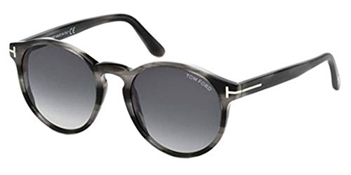 Tom Ford Unisex-Erwachsene FT0591 20B 51 Sonnenbrille, Grau (Grigio)