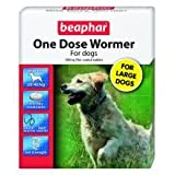 Beaphar One Dose Wormer Large Dog