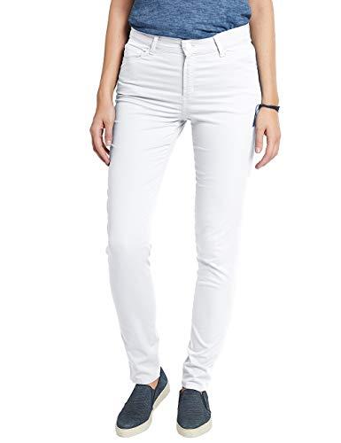 Pioneer Damen Hose Katy Weiß (White 10) W31/L34(Herstellergröße: 4034) (Weiß Pioneer)