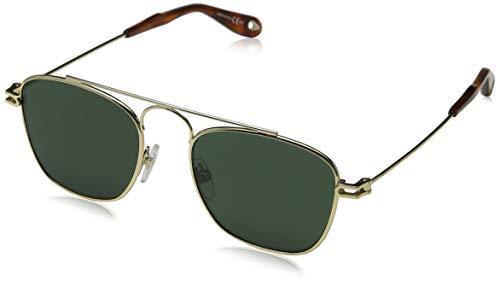 Givenchy Herren Gv 7055/S Qt J5g 51 Sonnenbrille, Gold/Green