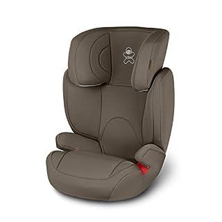 cbx Kinder-Autositz Solution 2, Gruppe 2/3 (15-36 kg), Ab ca. 3 bis ca. 12 Jahre, Ohne ISOFIX, Truffy Brown