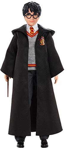 31UCLFYGrIL - Harry Potter Muñeco Harry de la colección de Harry Potter (Mattel FYM50)
