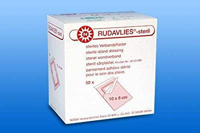Rudavlies Steril Wundschnellverband 15