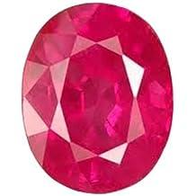 Om Gyatri Burma Ruby/Manik Lab Certified Natural Gemstone 5.25 Ratti
