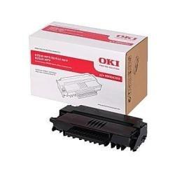 Oki B2520 Mfp (OKI 9004391 B2500, B2520, B2540MFP, OKIFAX 2510, OKIOFFICE 2530 Tonerkartusche hohe Kapazität 4.000 Seiten, schwarz)