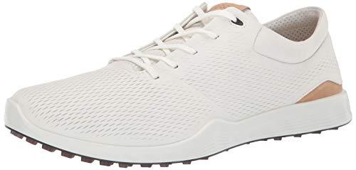 ECCO S-Lite, Scarpe da Golf Uomo, (Bianco 15190401007), 41 EU