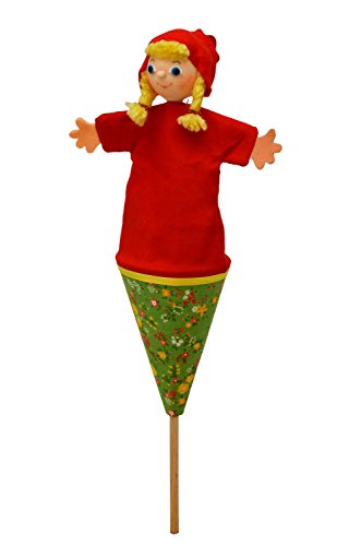 ABA Caperucita aba71026Poco caniches Pop-up marioneta
