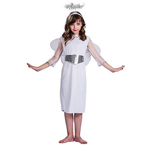 Kostüm Boy Engel - EraSpooky Engel Kostüm Faschingskostüme Cosplay Halloween Party Karneval Fastnacht Kleidung