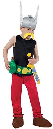 Chaks-CS805301116-Dguisement-Costume-Licence-Astrix-9-Pices-116-cm