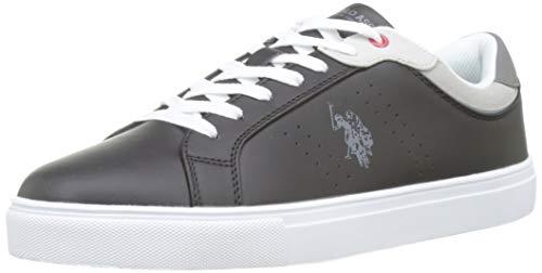 U.S. Polo Assn. Curty, Sneaker Uomo, Multicolore (Blu/Grigio 003), 41 EU