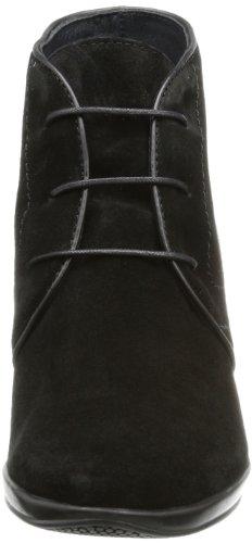 Samsonite ODESSA SFW102278, Damen Schnürhalbschuhe, Schwarz (BLACK), EU 39 Schwarz (BLACK)