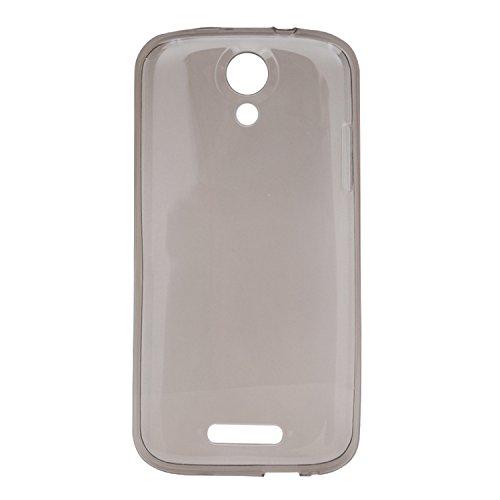 Guran® Weiche Silikon Hülle Cover für Doogee Nova Y100X Smartphone Bumper Case Schutzhülle-grau