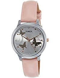 Timex Analog Silver Dial Women's Watch-TW00ZR275E