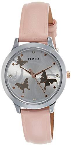 Timex Analog Silver Dial Women's Watch-TW00ZR275E