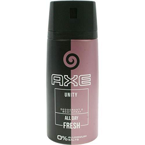 """6er Pack - AXE Women Deodorant/Bodyspray\""""Unity\"""" ohne Aluminium - 150 ml"""
