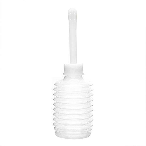 EROSPA® Anal-Dusche Vaginal-Dusche Shower Pumpflasche Intim-Dusche Enemator Enema Rectal Syringe Gleitmittel 200 ml