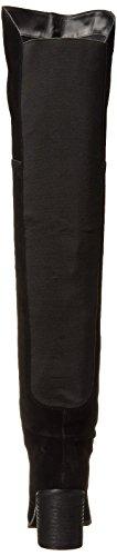 Aldo Merendi Slouch Stiefel Black Leather