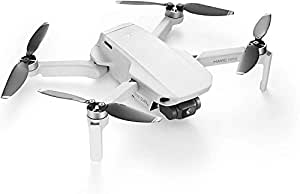 DJI Mavic Mini India Version Nano Drone, 12MP Camera, 2.7K Video Recording, Intel Processor, DJI Inflight Technology (Gray)