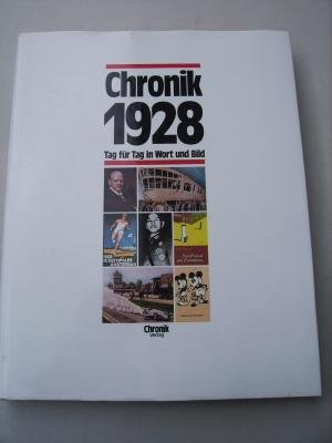 Chronik 1928