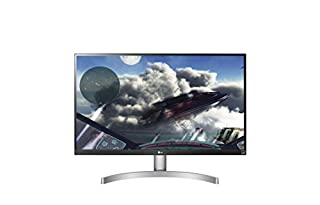 LG 27UL600 68,58 cm (27 Zoll) UHD 4K IPS Monitor (AMD Radeon FreeSync, DAS Mode, VESA Display HDR 400, HDR 10) schwarz/weiß (B07QQ32MRC) | Amazon price tracker / tracking, Amazon price history charts, Amazon price watches, Amazon price drop alerts